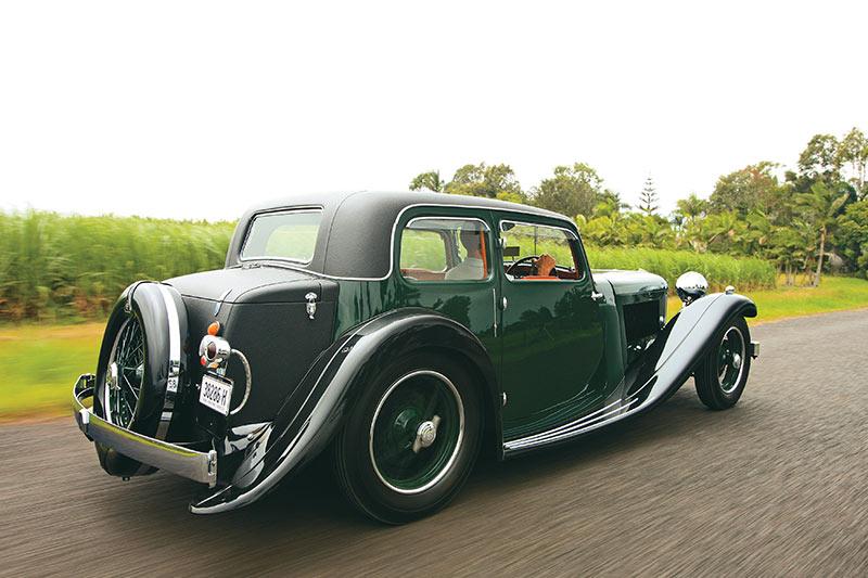 Jaguar Ss 1 Onroad