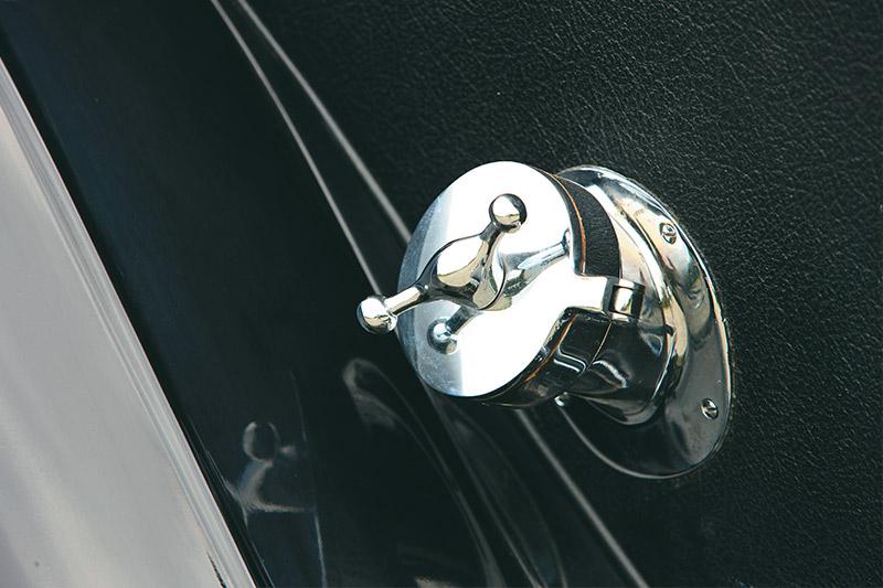 Jaguar Ss 1 Saloon Fuel Cap
