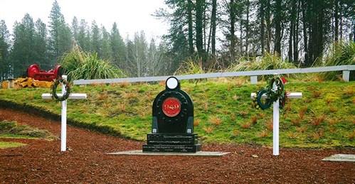 Tangiwai -Memorial