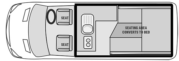 Jayco -Freedom -campervan -floorplan
