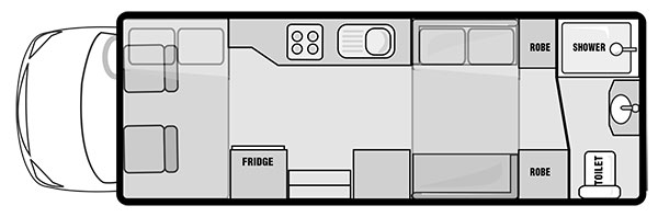 Avida -C7436-floorplan