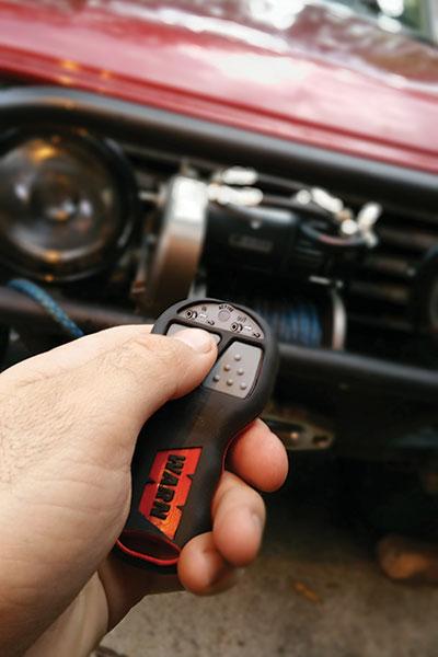 12v -winch -remote