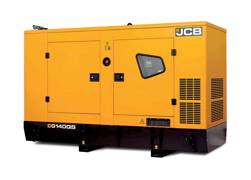 JCB-G140QS-diesel -generator