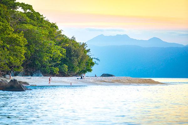 Nudey -Beach -Fitzroy -Island -Queensland -Australia