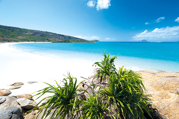 Resort -beach -Lizard -Island -Queensland -Australia -2
