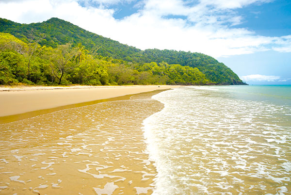 Myall -Beach -Cape -Tribulation -Queensland -Australia