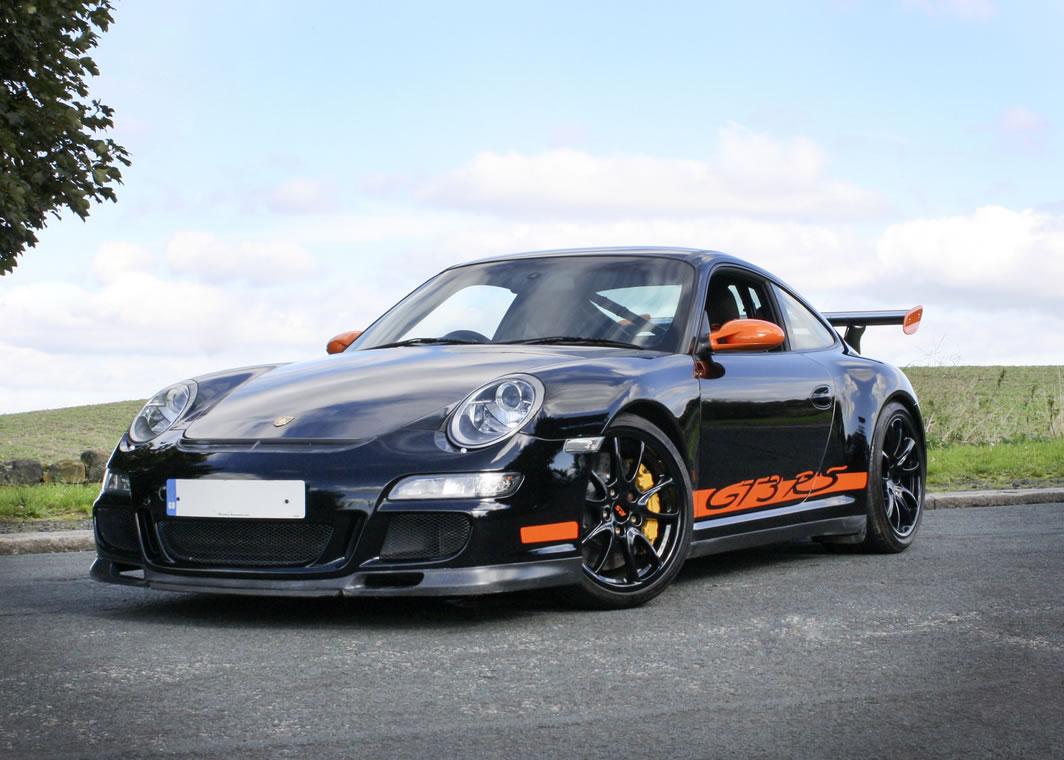 Porsche 997.1 GT3 RS