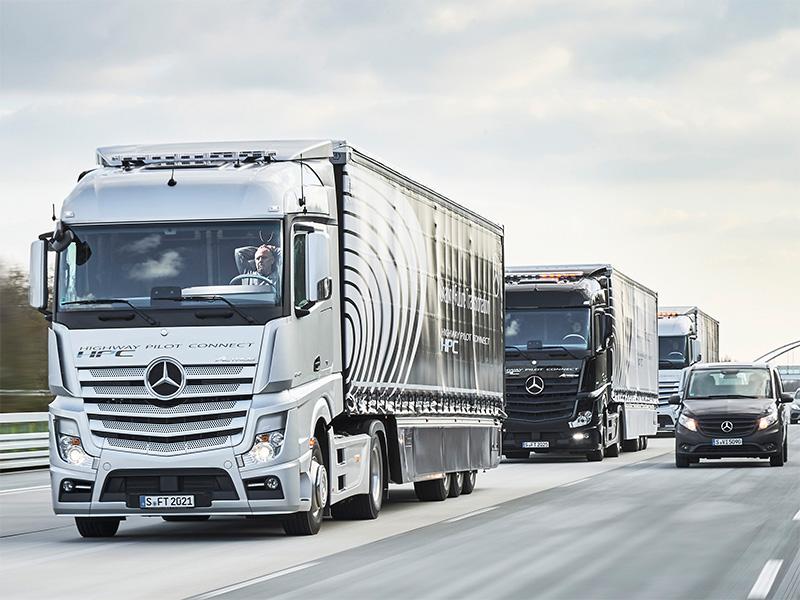 Truck Platooning _ATN Image