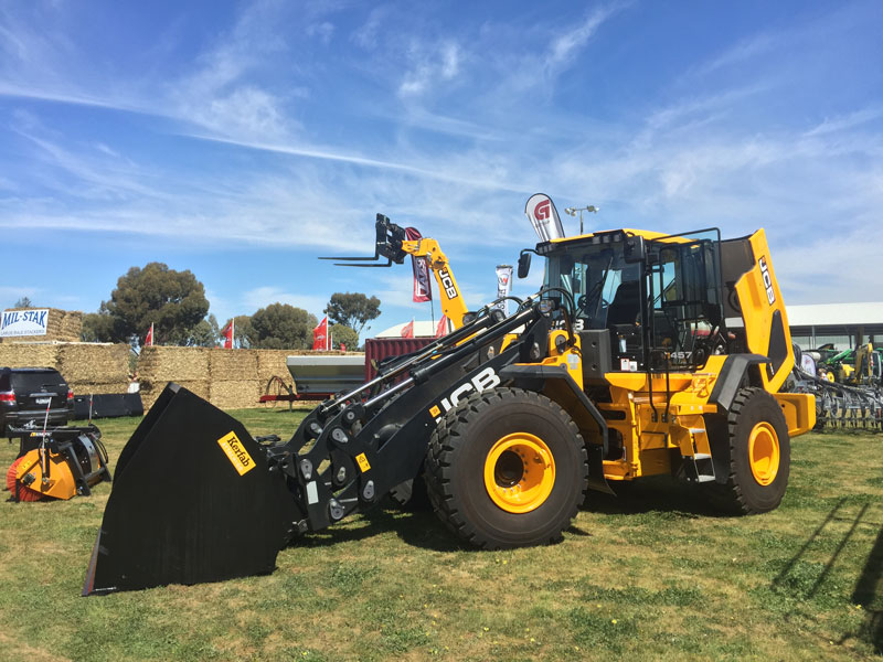 JCB-457-wheel -loader