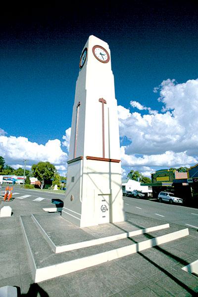 War -Memorial -Clock -in -Goomeri