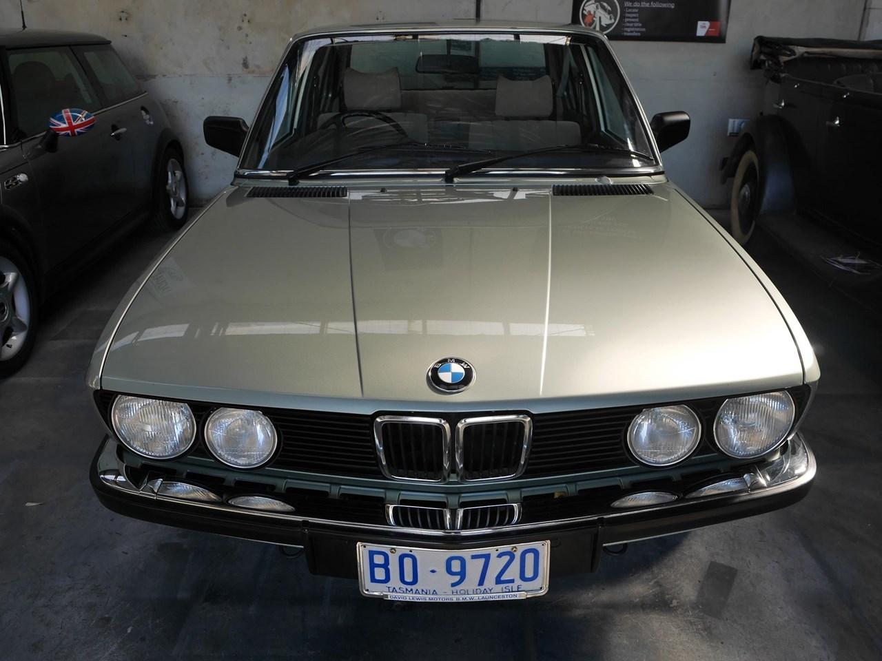 1983 BMW 520