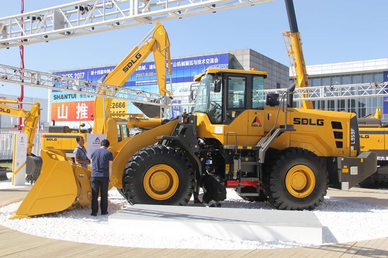 SDLG-L959F-wheel -loader