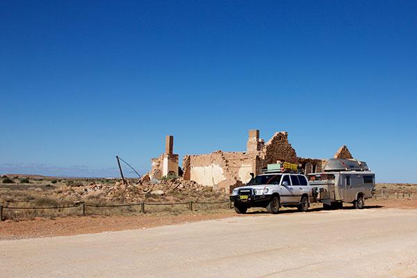 Farina -ruins -in -South -Australia