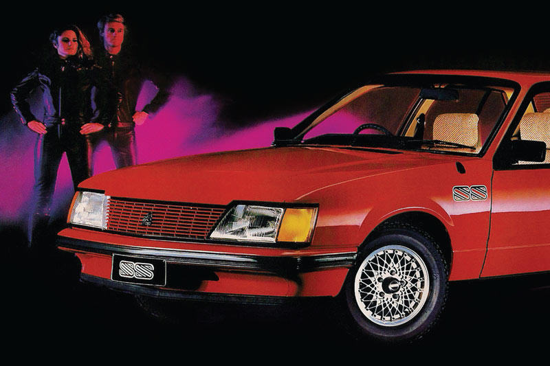 Holden -commodore -vh -ss