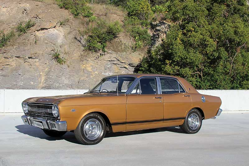 Ford -falcon -xr -gt