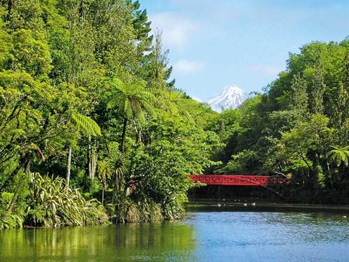 Taranaki -Pukekura -Park