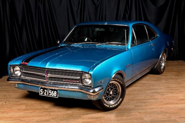 1969 HK Holden Monaro GTS