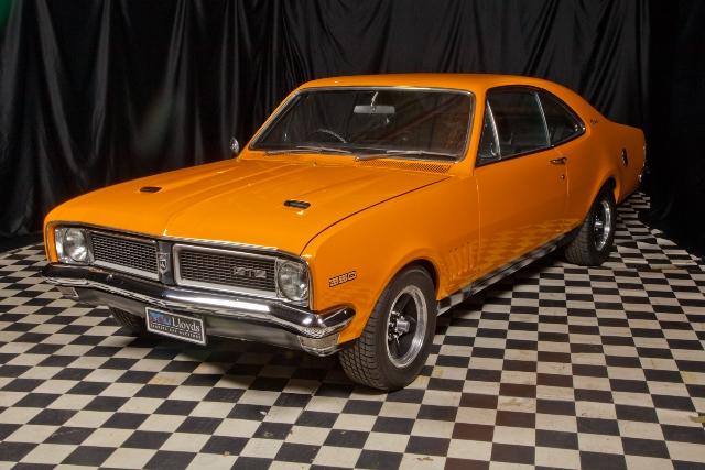 1970 HG Holden Monaro GTS 'Bathurst'