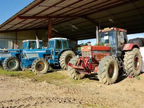Romania -farming