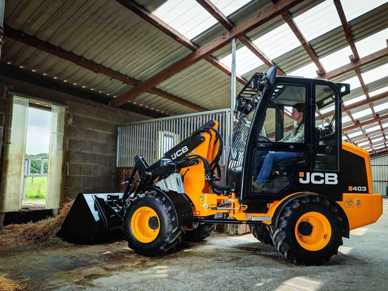 JCB-403-wheel -loader