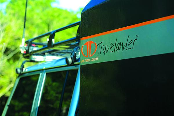 Travelander Evron DC CF Series 1 3