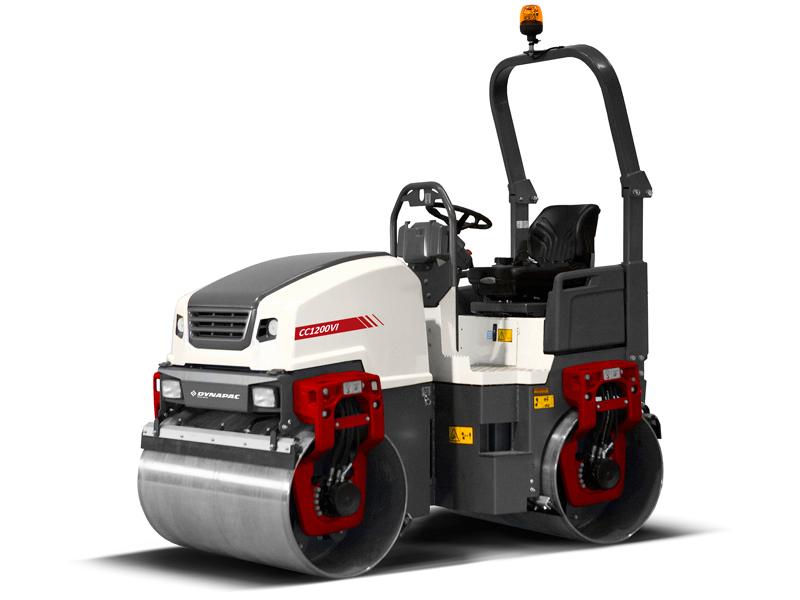 Dynapac -CC1200-compact -tandem -asphalt -roller
