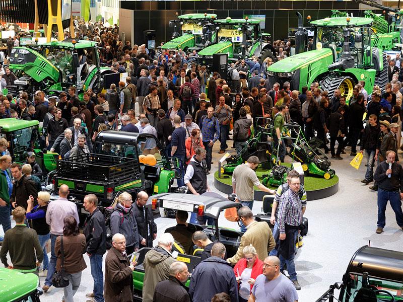 Agritechnica expo
