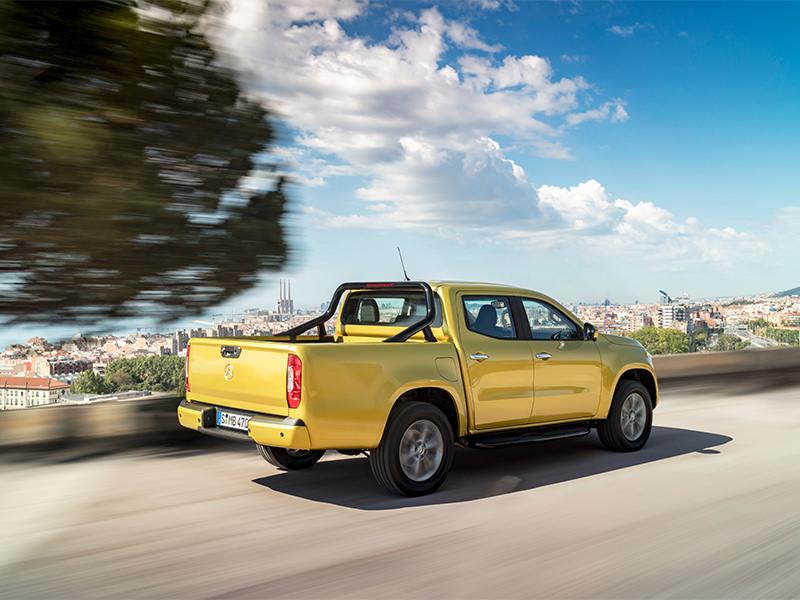 Benz X Class Double Cab Ute _ATN Image (1)