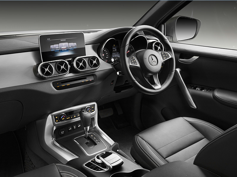 Benz X Class Double Cab Ute _ATN Image (3)