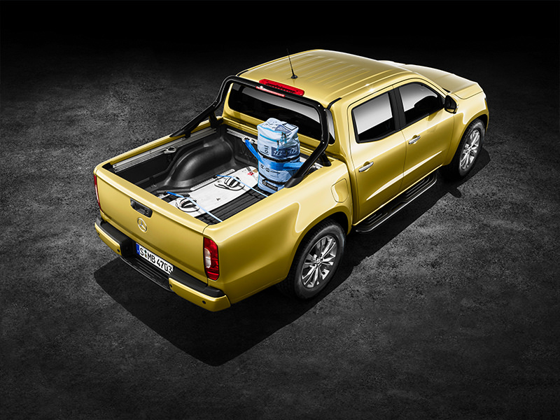 Benz X Class Double Cab Ute _ATN Image (2)