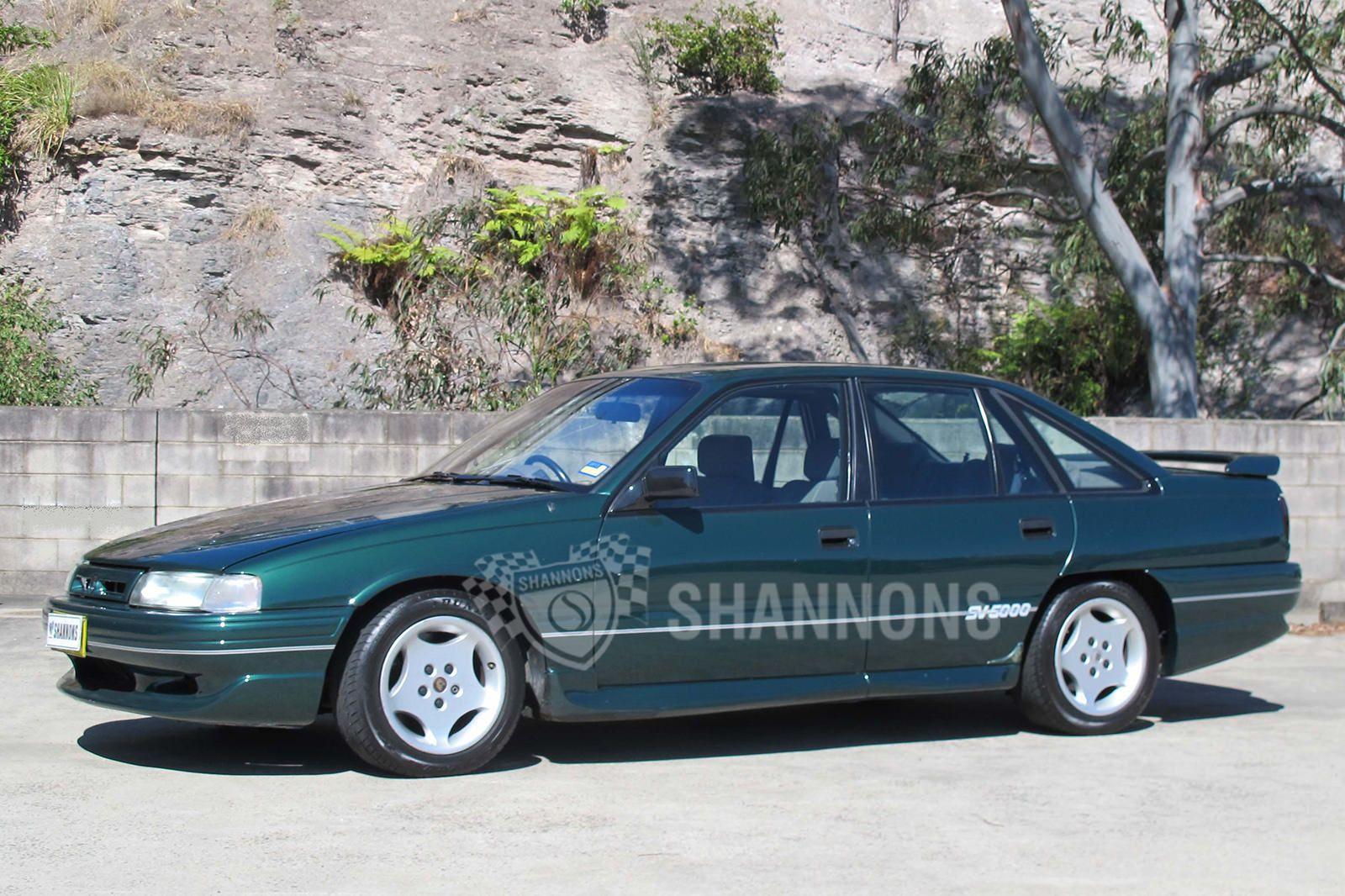 1991 HSV SV5000