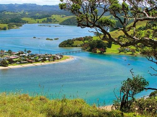 Whelan _11-view -of -Pataua -River -from -Pa -at -Te -Whangai -Head ,-Pataua