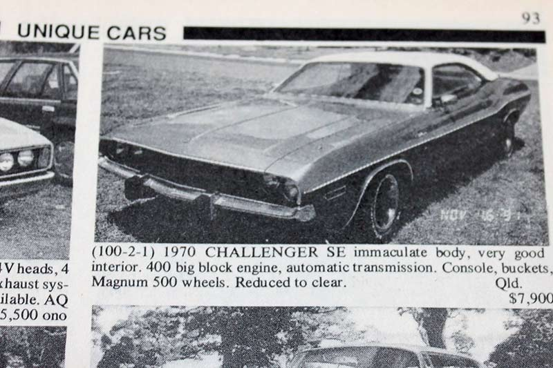 Dodge -challenger