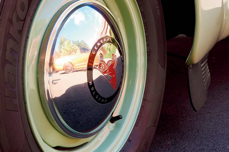 Holden -ute -wheel