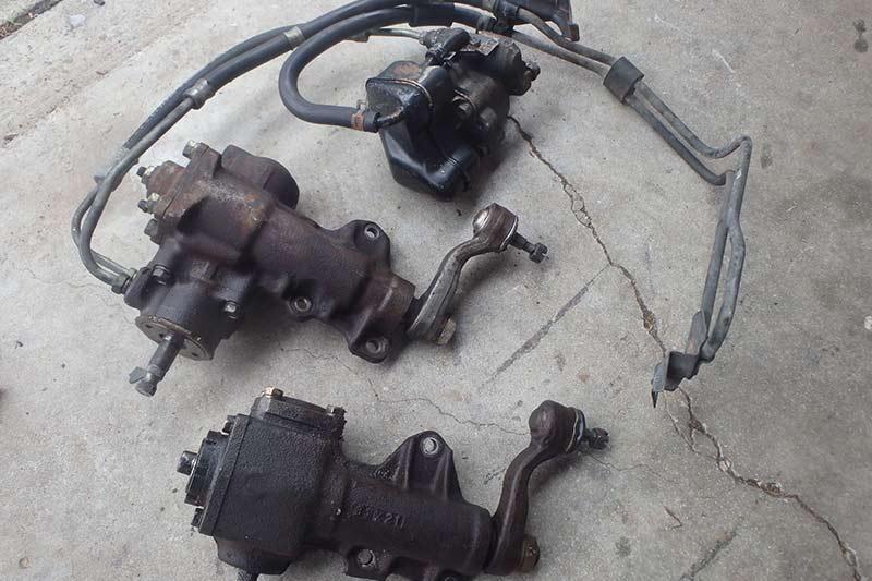 Sigma -parts