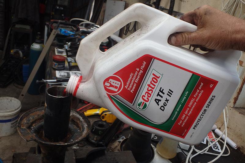 Castrol -oil