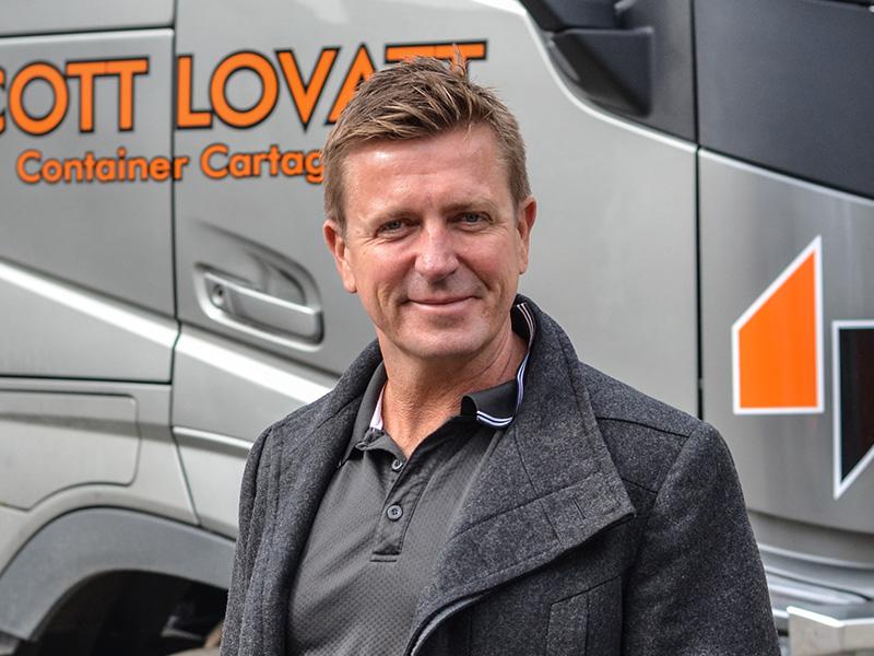 Scott Lovatt demands commitment from his staff but also rewards hard work