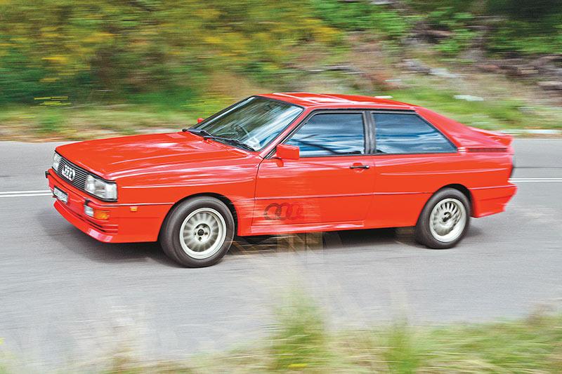 Audi -quattro