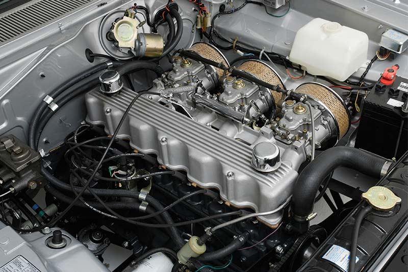 Engine -bay