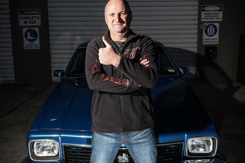 Holden -torana -owner -2
