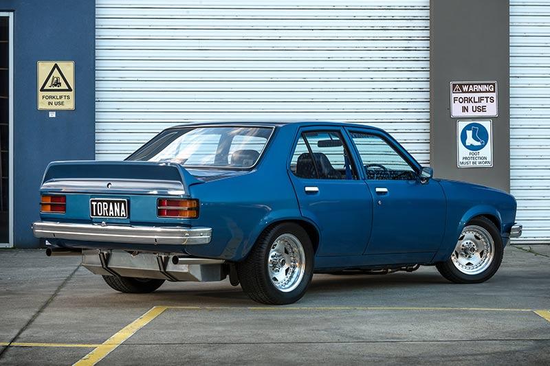 Holden -torana -rear
