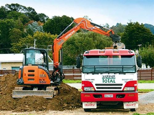 Zaxis -5-mini -excavators
