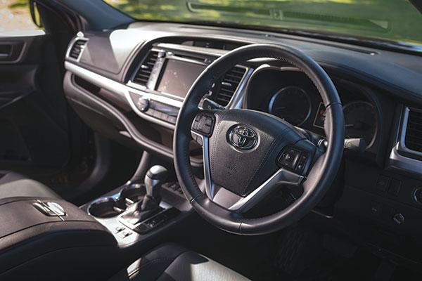 Toyota -Kluger -GXL-7