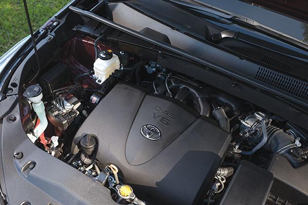 Toyota -Kluger -GXL-10