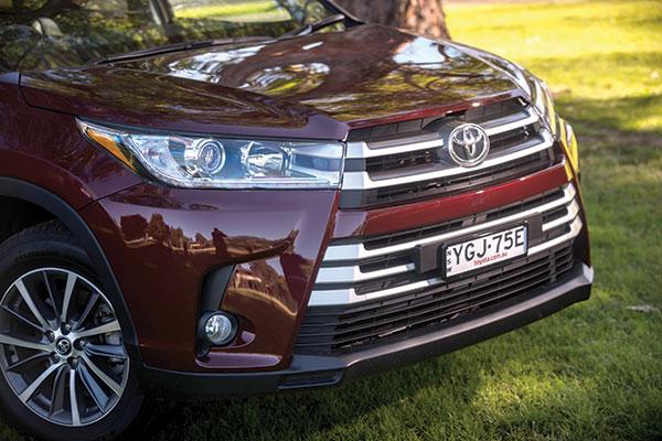 Toyota -Kluger -GXL-12