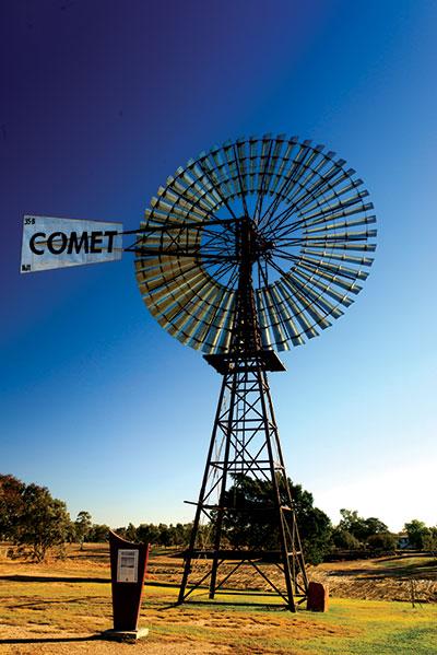 The -Hughie -windmill