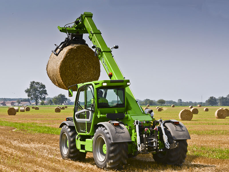The Merlo Multifarmer telehandler