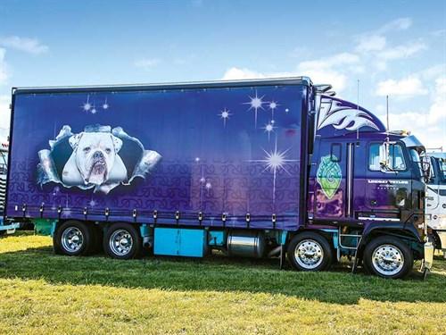 Amazing -truck