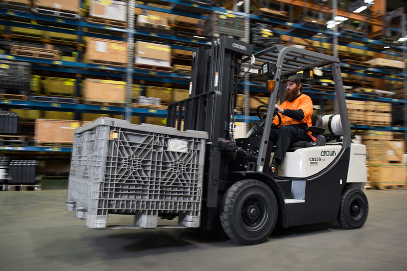 Crown -GX-Plus -Series -forklift