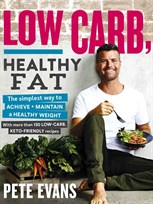 Low -carb -healthy -fat